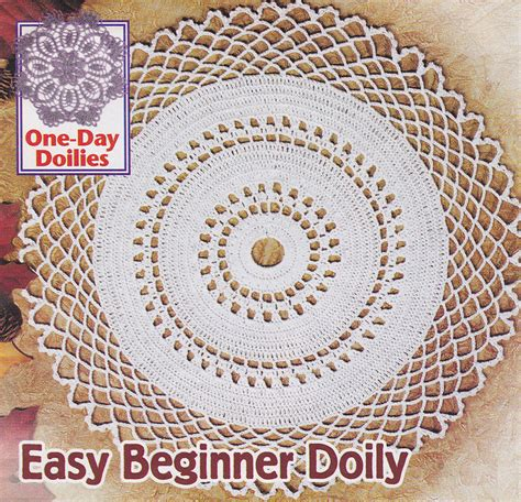 Easy Crochet Doily Patterns For Beginners Choice Image Knitting