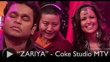 download zariya by ar rahman mp3 zariya coke studio video free download