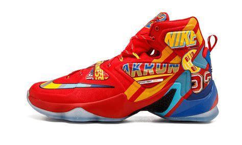 Promo Nike Lebron Xiii Promo Terlaris nike lebron 13 promo quot eybl quot 843801 696