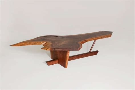 george nakashima coffee table george nakashima minguren coffee table at 1stdibs