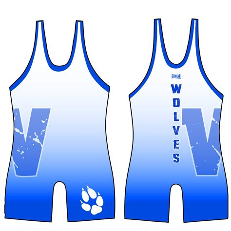 custom team singlet templates 3 time gear