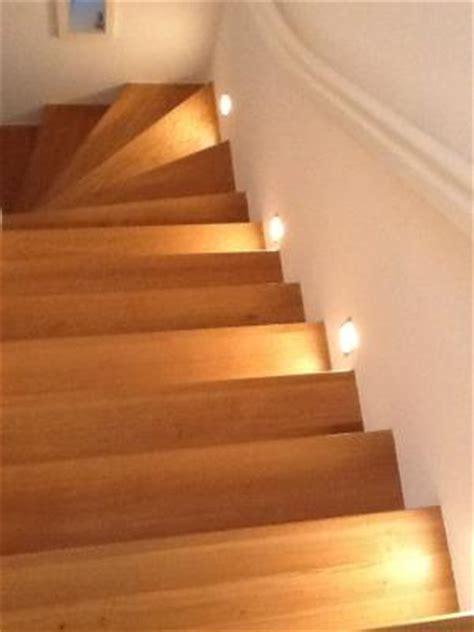Treppe Mit Beleuchtung Ansicht 4