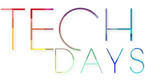 Unm Mba Management Of Technology by Office Of The Cio Offers Tech Days 2017 Presentations To
