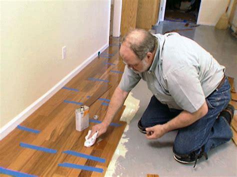 Installing Hardwood Floors On Concrete Flooring Sw
