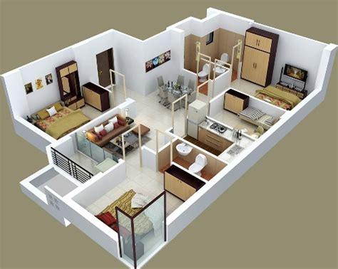 Design House Online Free Game 3d by Desain Rumah Mewah 1 Lantai Dengan 4 Kamar Tidur