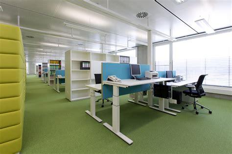 eco bureau bureaux assis debout