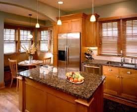 Best Color Kitchen Cabinets The Best Kitchen Wall Color For Oak Cabinets Bernier Designs