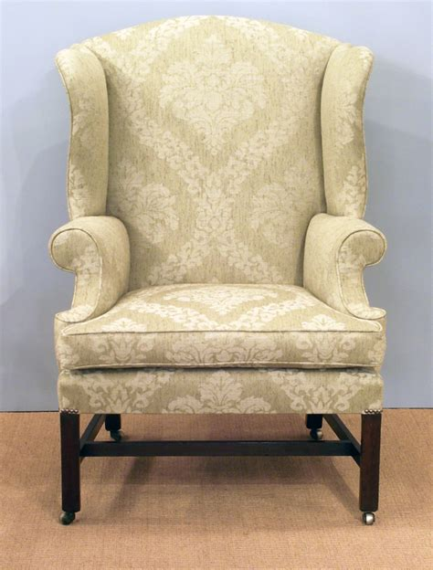 18th century antique reclining wing arm chair at 1stdibs antique wing arm chair georgian wing chair 18th century