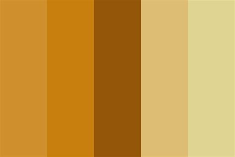 color of honey honey color palette