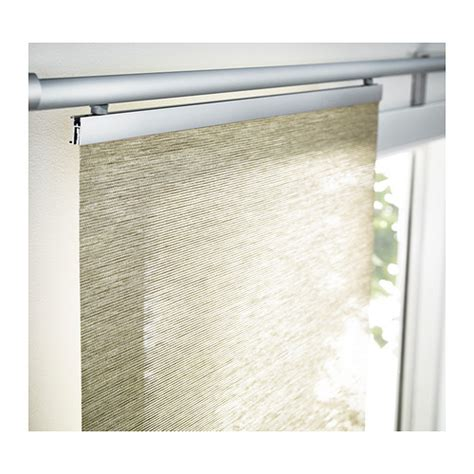Panel Curtains Ikea Anno Sanela Panel Curtain Beige 60x300 Cm Ikea