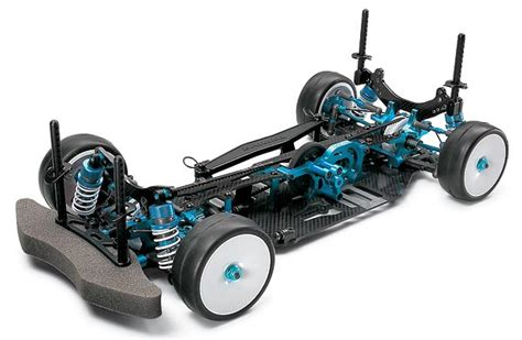 Mini 4wd Special New Year 2006 1 1 10 r c ta05 ms chassis kit