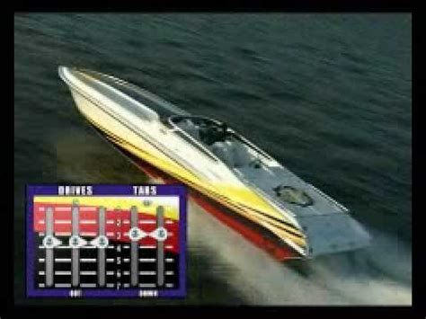 fountain vs donzi boats 38 ft fountain lightning power boat speed boat race boat