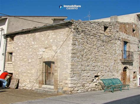 buy a house in italy cheap cheap town house for sale in colledimacine chieti abruzzo ref 22529 italy magazine