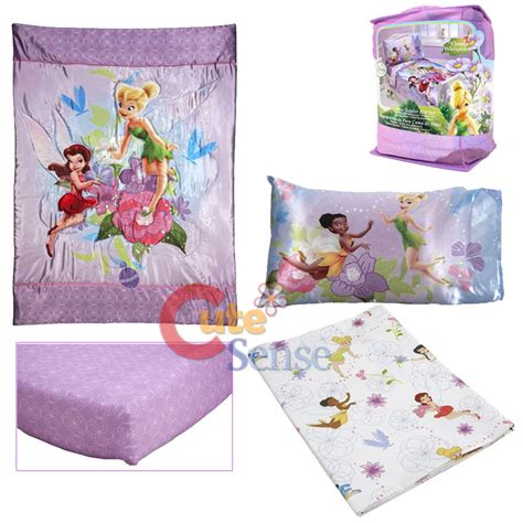 Tinkerbell Bedroom Set For Toddler by Disney Tinkerbell Fairies Toddler Bedding Comforter Set