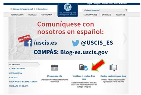 Search Uscis Status The Beacon Checking Your Status