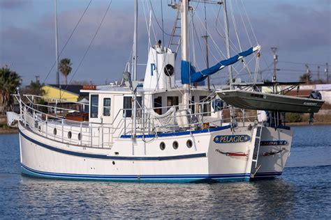 sailing boat liveaboard for sale liveaboard boats for sale 46 custom built trans atlantic