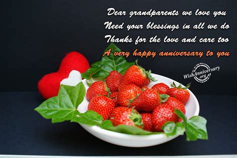 Wedding Anniversary Wishes For Grandparents by Anniversary Wishes For Grandparents Pictures Images