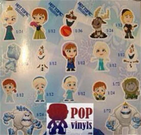 frozen hot topic details on new hot topic exclusive frozen pop vinyls