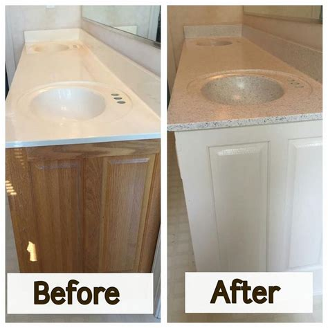 Refinishing Cultured Marble Vanity Tops by 22 Best Images About Before And After On