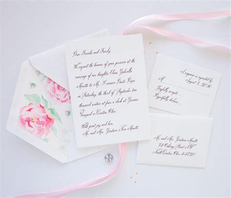 Letter Accompanying Wedding Invitation Letter Wedding Invitation Custom Invitations