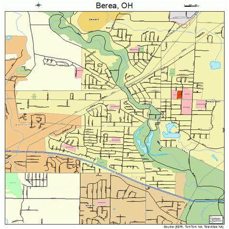 Berea Search Berea Ohio Map 3905690