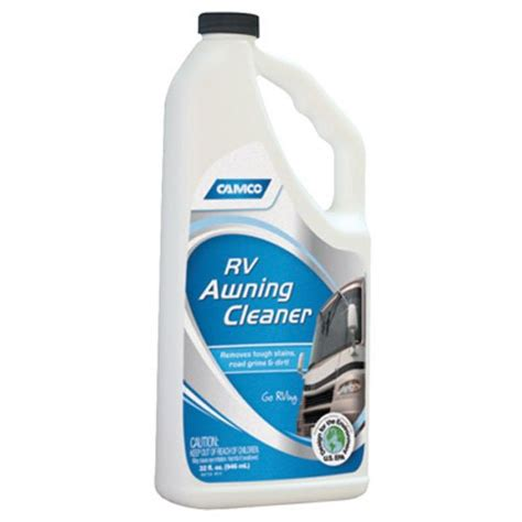 awning cleaning camco 41024 pro strength awning cleaner 32 fl oz pet