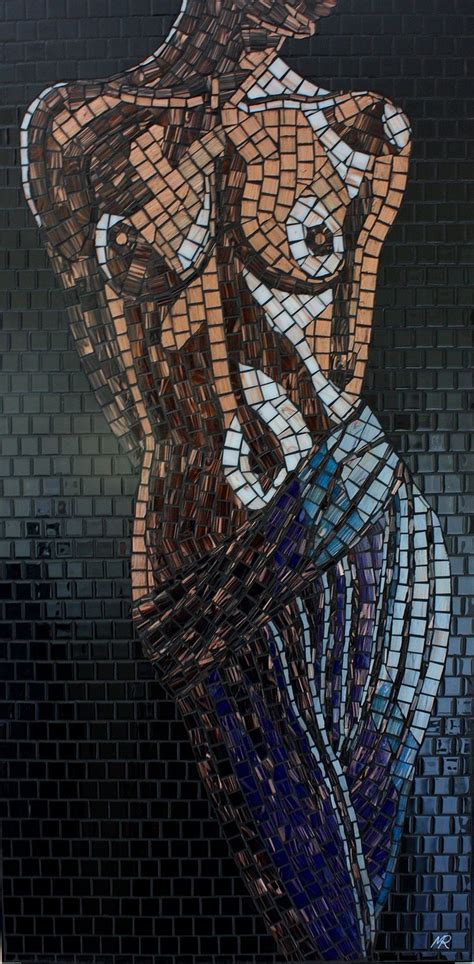 Bathroom Tile Ideas 2011 by Provocative Hand Crafted Glass Mosaics By Artist Mark