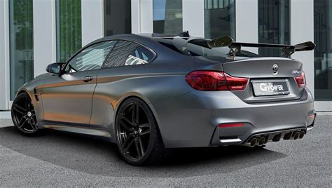 modified bmw m4 bmw m4 gts tuned by g power gains modified turbochargers