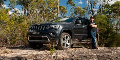 overland jeep 2016 jeep grand cherokee overland review caradvice