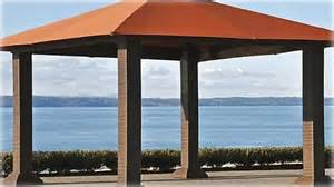Kingsbury Soft Top Gazebo by Barcelona Gazebo Features Image 9 From The Video