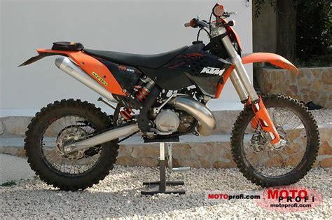2009 Ktm 300 Exc Specs Ktm 250 Exc 2009 Specs And Photos