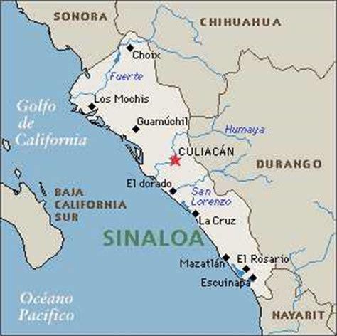 méxico: estados: sinaloa