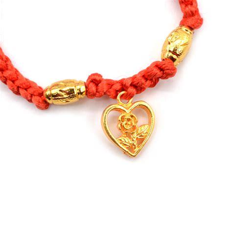 Pendant String Bracelet feng shui lucky buddha bead string bracelet