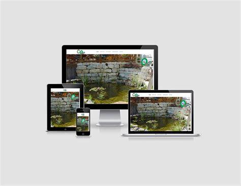 Garten Und Landschaftsbau Quandt by Webdesign Sagewerk Referenzen Erstellter Responsiver