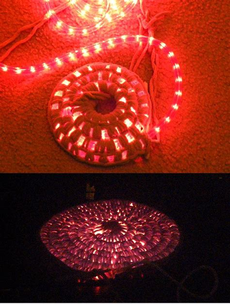 Rope Light Crochet Rug by 17 Best Images About Crocheted Rope Light Rugs On