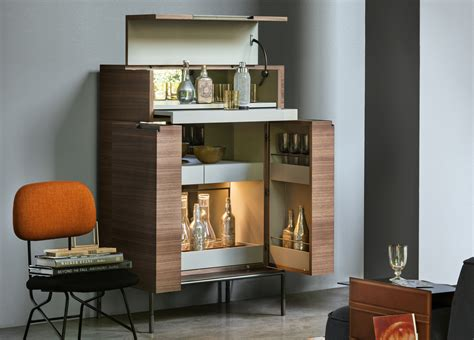 Lema Winston Drinks Cabinet/Bar   LEMA Furniture   Italian
