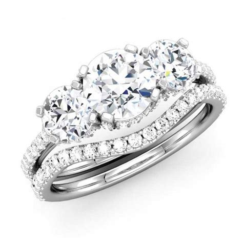 cheap three engagement rings engagement ring usa