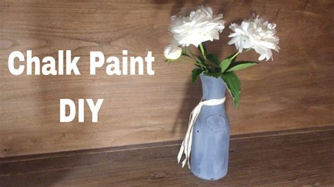 chalk paint diy tips dollar tree diy how to chalk paint glass diy chalk