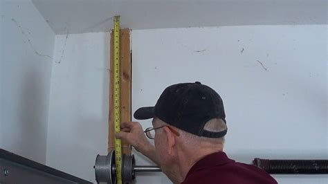 Lifting Shifting Higher Than The Ceiling by High Lift How High Can I Go Dan S Garage Door