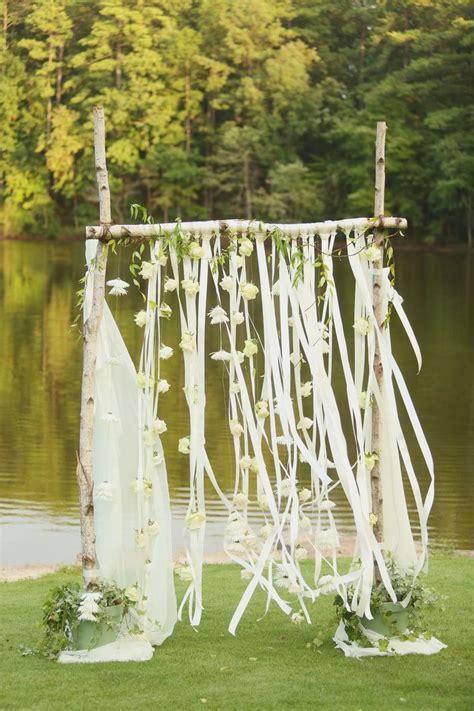 Outdoor Wedding Arbor by 171 Best Images About Outdoor Wedding Altar Ideas On