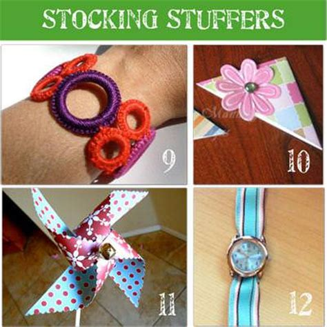 Handmade Creative Things - 12 creative handmade stuffer ideas tip junkie
