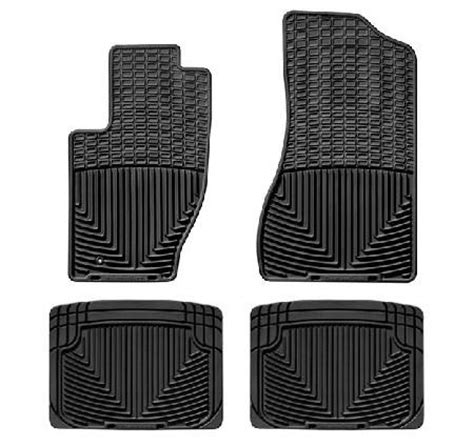 Jeep Grand Mats Weathertech All Weather Rear Mat Kit 93 10 Grand