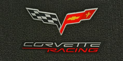 Wallpaper Sticker 478 quot jake corvette racing logos from lloyd mats and cca