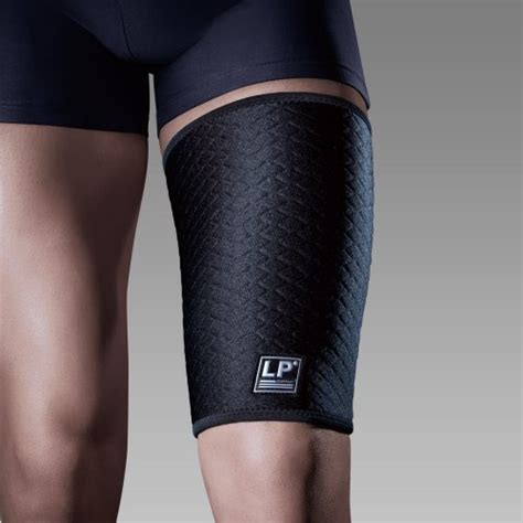 Lp Support Thigh Lp 705 Biru by Lp 174 Support