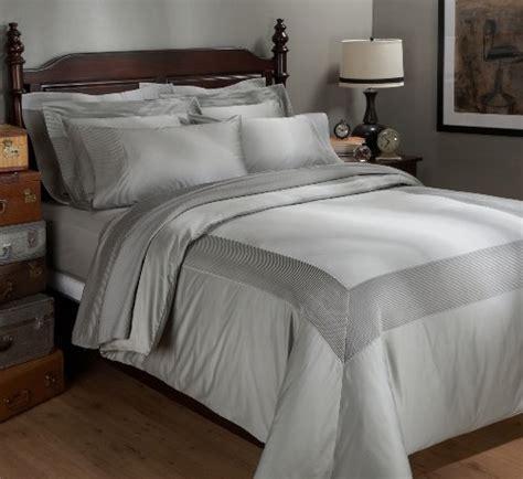 pinzon bedding pinzon pleated hem 400 thread count 100 percent egyptian