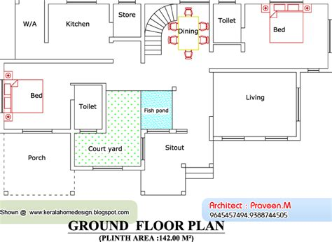Home Plan  Elevation  Sq Ft Guidice Galleries