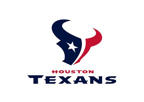 houston texans logo transfer decal wall decal shop