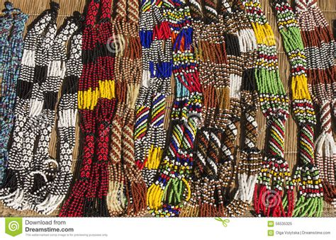 Handmade In Africa - ethnic handmade necklaces local craft