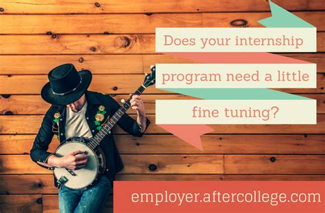 a few problems with your internship program and how to fix them aftercollege employer