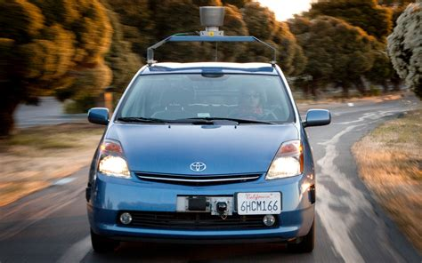 google toyota nhtsa proposes guidelines for self driving cars